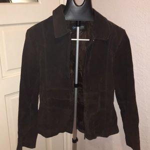100% suede jacket